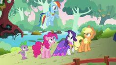 My Little Pony - A Amizade é Mágica - T03E10 (720p)