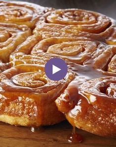 Watch Simple Cinnamon Sticky Buns Simple Cinnamon Sticky Buns You'll Want to Get Cosy with Sticky Cinnamon Bun Recipe, Best Sticky Bun Recipe, Pecan Sticky Buns, Cinnamon Rolls, Cinnamon Muffins, Amish Sticky Buns Recipe, Pecan Recipes, Caramel Recipes, Caramel Rolls