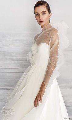 Gown Wedding, Bridal Gowns, Minimalist Wedding Dresses, Strapless Sweetheart Neckline, Vintage Bridal, Couture Dresses, Shoulder Sleeve, Bridal Collection, One Shoulder Wedding Dress
