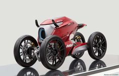 Ducati Bestia concept by Eugen Pevzner Motorcycle Rallies, Motorcycle Clubs, Cafe Racer Motorcycle, Ducati, Monocycle, Suzuki Cafe Racer, Motorbike Design, Futuristic Cars, Futuristic Vehicles