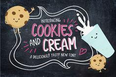 Resultado de imagen para cookie font