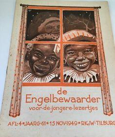 Rooms Katholiek jeugdblad 'De Engelbewaarder'. 15 november 1949.