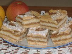 moje záľuby... : Jablkový mrežovník