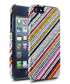 Take a look at this Majestic Topaz DeBari Case for iPhone 5 by Cellairis on #zulily today!