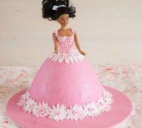 Wil je je dochter verrassen met een prachtige prinsessentaart op haar verjaardag?