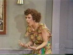 "Carol Burnett - ""Nervous Breakdown"""