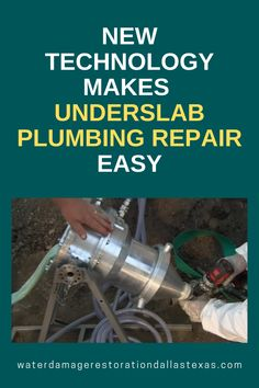 How exactly do you do underslab plumbing repair? It's a really cool process and I am excited to show you each step down below. Are you ready to see why you don't need a jackhammer to effectively repair broken pipes under the slab of your home? I know I am, so let's get after it!