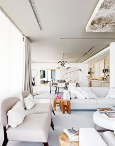 Neutrals Go Glam in This Spectacular Lisbon Home