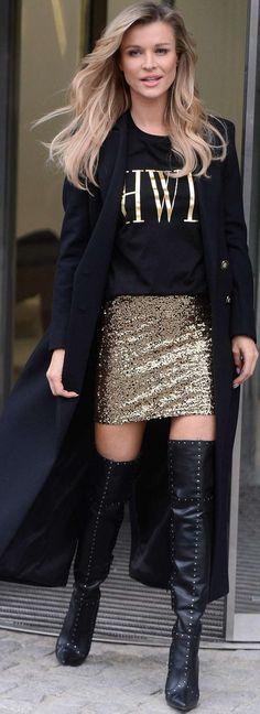 Street Style ~Joanna Krupa.