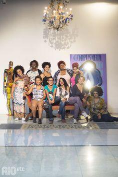 """""""Quantas mulheres negras você vê na cena da arte urbana do Rio?"""", questiona Panmela Castro, grafiteira e militante do feminismo negro."""