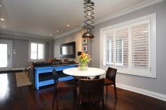 Dining area | 1 Rushbrooke Ave #Leslieville | Heather Holmes