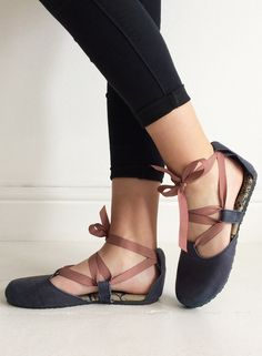 Lace Up, Pumps, Flats, Closet, Shoes, Collection, Fashion, Choux Pastry, Loafers & Slip Ons