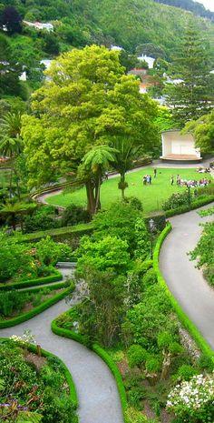 Botanical Gardens - Wellington, NZ