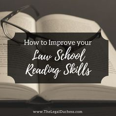 How to Improve Your Law School Reading Skills : Online High School Franchise Graduate School, Law School, School Life, Middle School, Online High School, Importance Of Time Management, Was Ist Pinterest, Harvard Law, Reading Skills