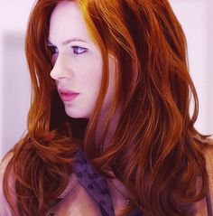 Karen Gillian is beautiful!
