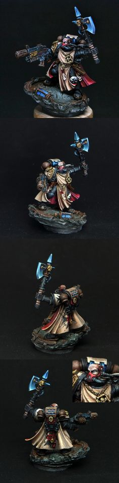 Black Templar Marshall