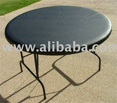 This would be the tables. It has the Vinyl top and looks really cheap like we expect the store to be.