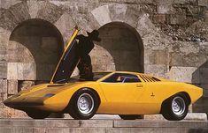 1971 Lamborghini Countach LP500