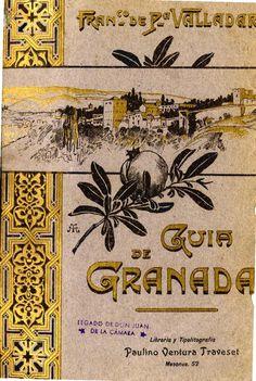 Guía de Granada : historia, descripciones, artes, costumbres, investigaciones arqueológicas / por Francisco de Paula Valladar http://fama.us.es/record=b1171840~S16*spi