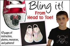 Bling It From Head to Toe | YouCanMakeThis.com