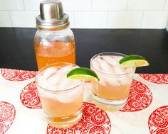Clinton Kelly Grapefruit Cocktail