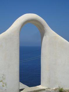Ikaria, Greece (my pic) Albania, Beautiful Islands, Beautiful Places, Ikaria Greece, Bulgaria, Zorba The Greek, Greek Decor, Architecture Life, Costa