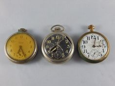 Vintage Westclox Pocket Ben Pocket Watch Superior Materials Vintage & Antique Jewelry Retro, Vintage 1930s-1980s