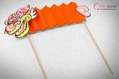 RECURSOS DE EDUCACION INFANTIL: PROYECTO CHINA - trazo