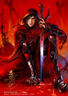 male art | 25 Stunning Fantasy Characters Digital Art