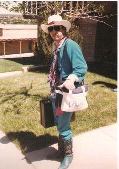 Stevie Ray Vaughan June 1985