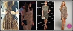 Halsey Cheetah Dress