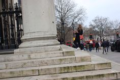 London -Trafalgar square