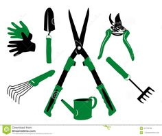 Gardening Tools Vector Icon >>> You can find more details by visiting the image link.