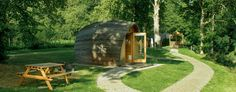 Loch Ness Glamping The stables not pod, £125  Hot tub £5 ea