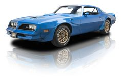 1978 Pontiac Trans Am Martinique Blue 400 Cid Pontiac V8 Pontiac Firebird Pontiac Firebird Trans Am Pontiac