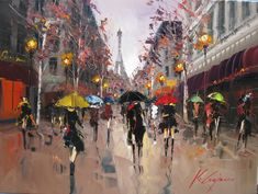 Romance in Paris 2009, by Kal Gajourm