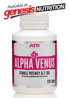 Alpha Venus + E-Tox FEMALE by ATP Science - Estrogen Support! - New to Genesis - Specials PrimaForce Dendrobium Powder - New to Genesis - Specials - Shop Online @ www.genesis.com.au