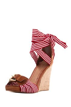 8196d13ed8e304 Matey Wedge Sandal. Ummmm Beautiful.. lt 3 Bodys