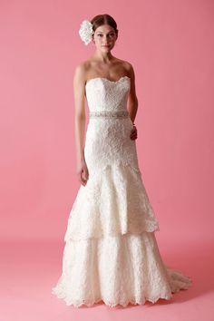 Badgley Mischka ~ Style Ellen   Wedding Planning, Ideas & Etiquette   Bridal Guide Magazine