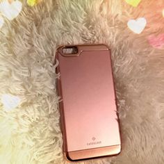I have this crazy thing happen to me where I have to buy every-single-thing that comes in rose gold  // What can I say.. I'm hashtag OBSESSED  My newest obsession comes from @caseology  GUYS.. IT'S A ROSE GOLD PHONE CASE THAT'S CUTE & PROTECTIVE!! You know.. Like the qualities you look for in your future husband  Thanks #caseology for creating such a rosey masterpiece  by embracingtwentysomething