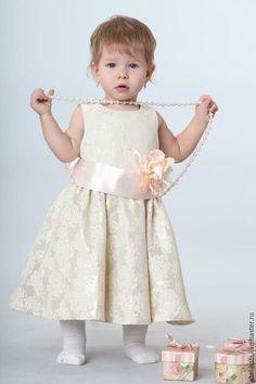 Dress for girl / Одежда для девочек, ручной работы. Ярмарка Мастеров - ручная работа. Купить Платье детское для девочки Милана. Handmade. Платье