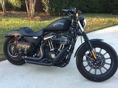 Harley Davidson Sportster 1200, Harley Davidson Iron 883, Sportster Motorcycle, Sportster Iron, Harley Davidson Pictures, Harley Davidson Motorcycles, Motorcycle Gear, Classic Motorcycle, Women Motorcycle