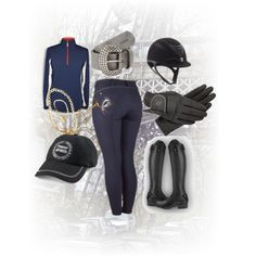 I am LOVING these new Pikeur Paulina Breeches with the pockets and the bling! :)