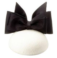Aoife Kirwan Cocktail Bow in Black & White, €260, Arnotts
