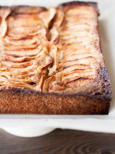 Kuchen de manzana fácil Berry Smoothie Recipe, Easy Smoothie Recipes, Easy Smoothies, Good Healthy Recipes, Snack Recipes, Cooking Recipes, Easy Apple Cake, Apple Pie, Chilean Recipes