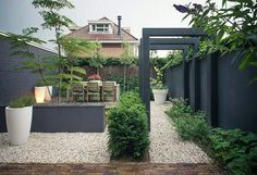 Distinctive www.nl Bart Bolier – tuinarchitect ontwerp tuinontwerp – tuinrealisatie You are in the right place about Art Drawing diy Here we offer you the. Small Gardens, Outdoor Gardens, Shade Garden Plants, Outside Living, Outdoor Living, Contemporary Garden, Garden Fencing, Garden Planning, Backyard Landscaping