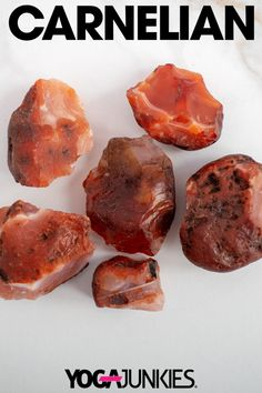 This Carnelian Chunk will be a nice addition to your meditation area, chakra set, or ceremonial altar. It will also make a great gift for your favorite yogi! Free Yoga, Chakra Stones, Yoga Lifestyle, Carnelian, Altar, Mandala, Meditation, Gemstones, Crystals