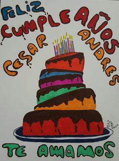 Cake, Desserts, Food, Drawings, Tailgate Desserts, Deserts, Kuchen, Essen, Postres