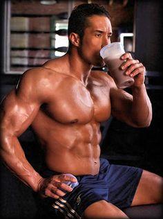 Milk does a body good.