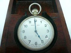 WWII Zenith Pocket Watch Hydrographic Service by DartSilverLtd